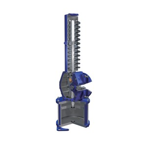 DRG Series Heavy-Duty Pneumatic Actuator