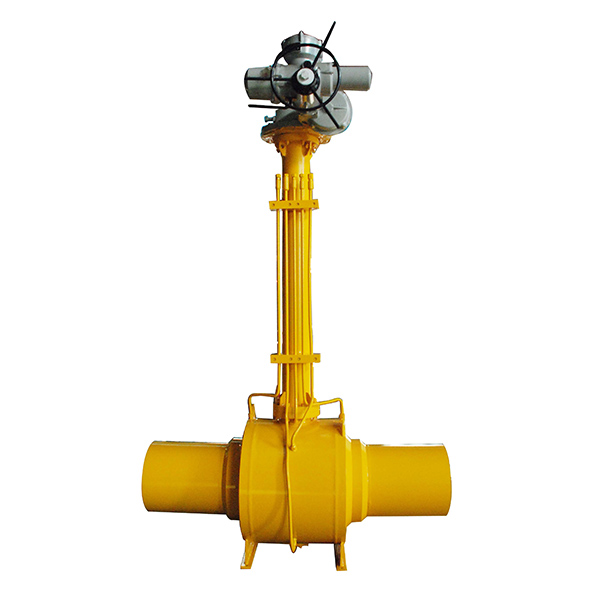 Forged Steel Trunnion Mounted Fully Welded Ball Valve Featured Image