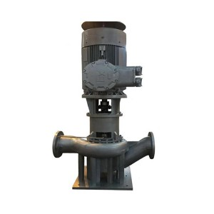 KHG Vertical Pipe Pump
