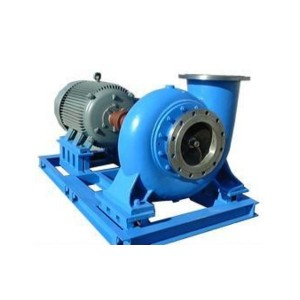 KSP Chemical Mixed Flow Pump