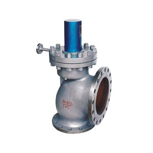 Main safety valve