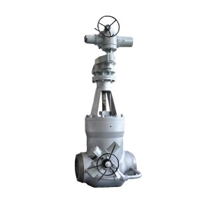 Parallel Slide Valve for steam-water system
