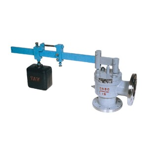 Single-lever safety valve