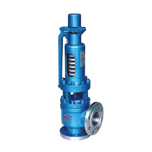 Spring full bore type safety valve (W series)