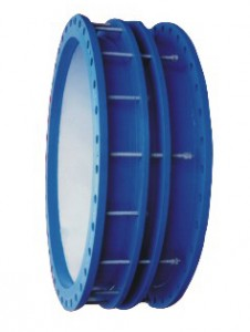 VSSJA-2(B2F) Type Double Flange Limited Telescopic Joint