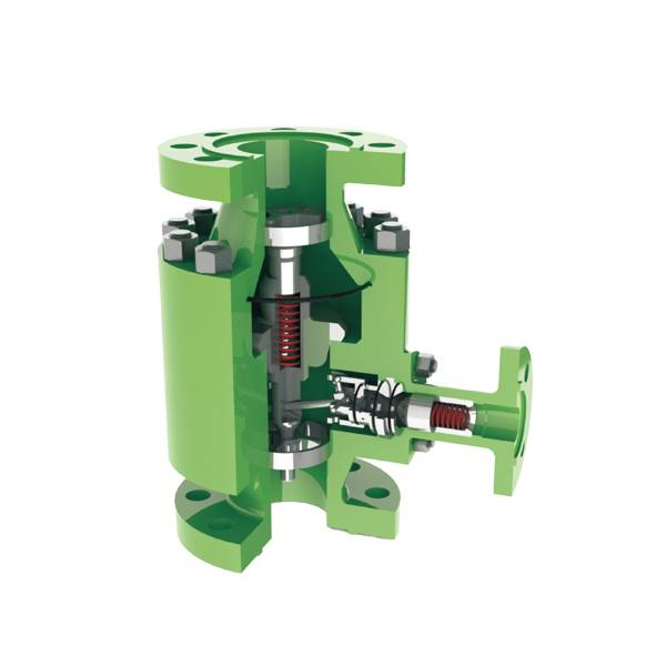 ZDL Series Automatic recirculation control valve Featured Image