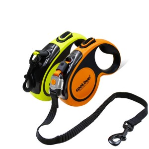 Extra Bungee Retractable Dog Leash