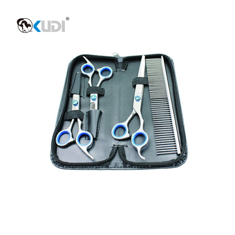 Pet Grooming Scissor Set