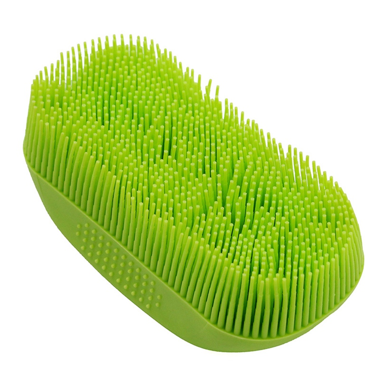 Dog Bathing Massage Brush
