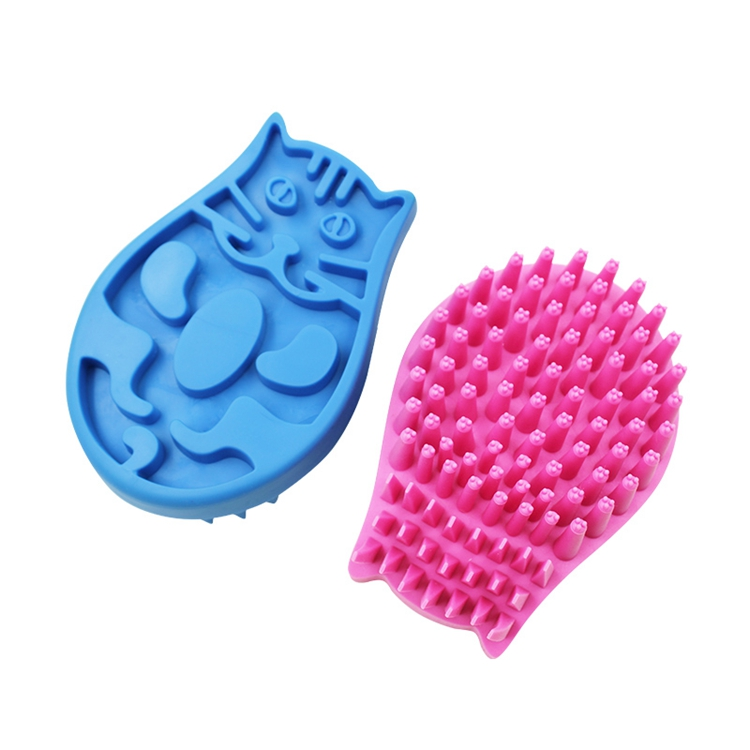 Pet Hair Grooming Bathing And Massage Brush