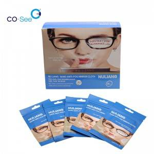 Ready to Ship Microfiber Suede Anti Fog Glasses...