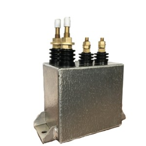 Top Suppliers Industrial Inverter Capacitor - Water cooled capacitor for induction heating equipment – CRE