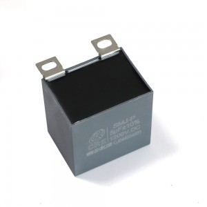 2018 High quality High Power Film Capacitor -  Low loss dielectric of polypropylene film Snubber capacitor for IGBT application – CRE