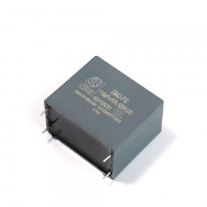 High Performance DC link PP Film Capacitor for Solar Inverter (DMJ-PS)