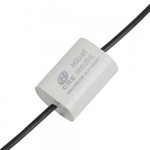 Axial GTO snubber capacitors