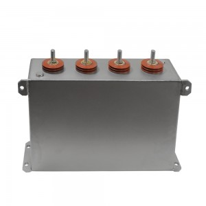 Reliable Controlled Self Healing AC filter capacitor