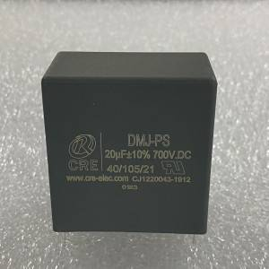 DC-LINK MKP capacitors with rectangular case