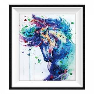 Round/square diamond painting using wall decoration cross stitch DIY full diamond  painting animal pattern12012