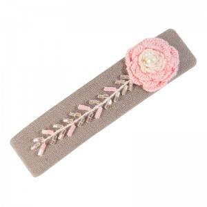 Wholesale Embroidery Flower Hair Kits/Hair Accessories 512526B