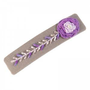 Wholesale Embroidery Flower Hair Kits/Hair Accessories 512526C
