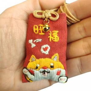 lucky amulet Textile & Fabric Crafts Shrine Lucky bag Amulet 512530