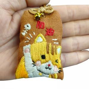 lucky amulet Textile & Fabric Crafts Shrine Lucky bag Amulet 512531