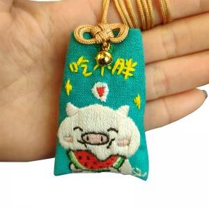 lucky amulet Textile & Fabric Crafts Shrine Lucky bag Amulet 512535