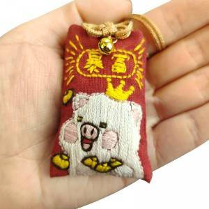 lucky amulet Textile & Fabric Crafts Shrine Lucky bag Amulet 512536