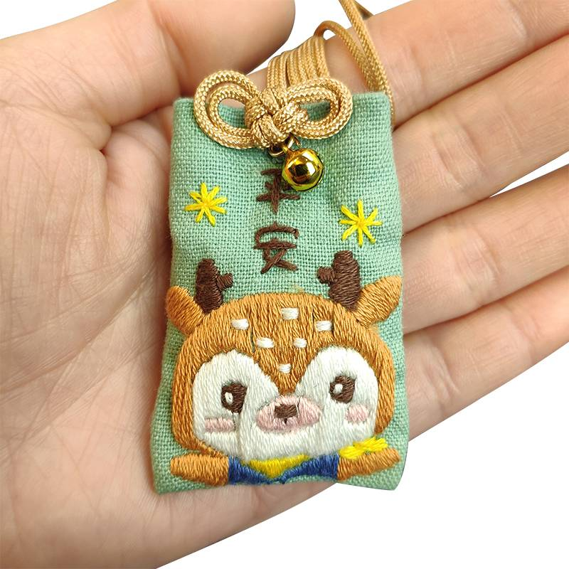 lucky amulet Textile & Fabric Crafts Shrine Lucky bag Amulet 512560 Featured Image