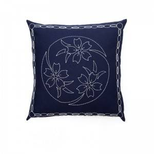 Wholesale embroidery flower design fashion decorative throw pillows for home cushion 511610