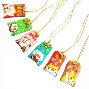 lucky amulet Textile & Fabric Crafts Shrine Lucky bag Amulet 512533