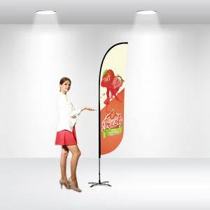 Advertising Flag-Convex