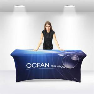 Stretch Fitted Table Covers