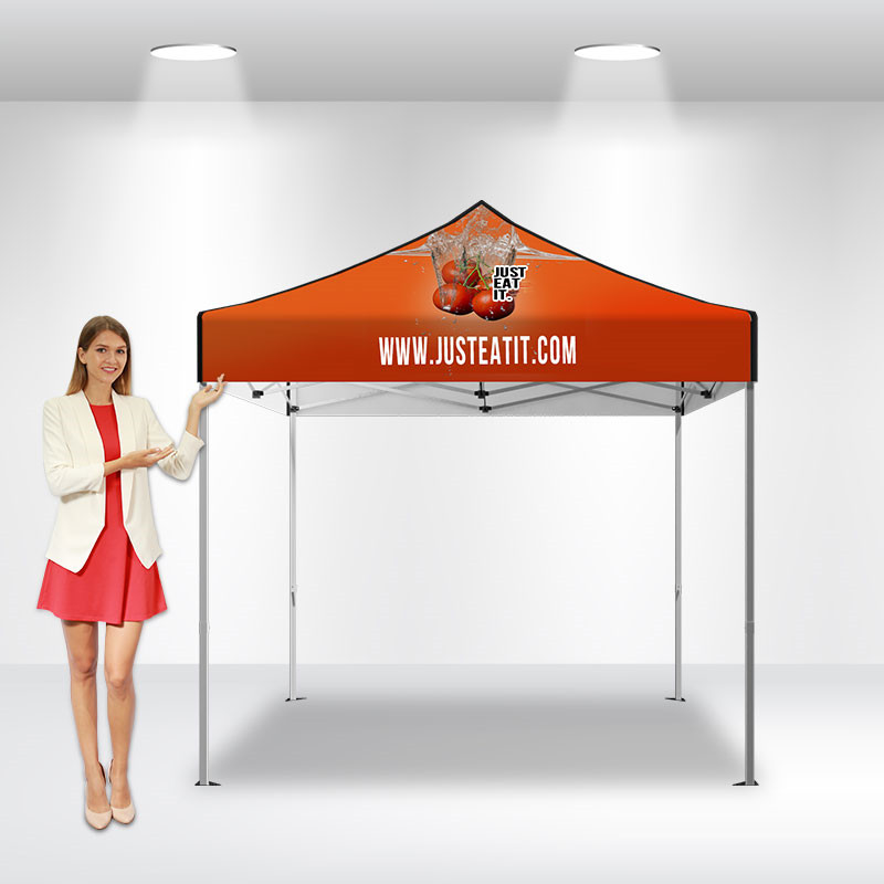10×10 Full Color Printed Advertising Tent Featured Image