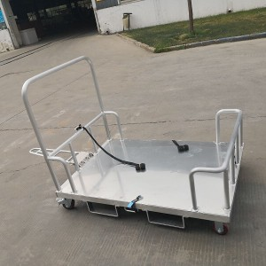 Aluminum Alloy Mobile Trolley