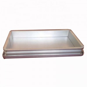 Frozen Food Industry Aluminum Products