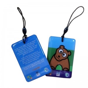NTAG 213 Epoxy nfc tag For Dogs