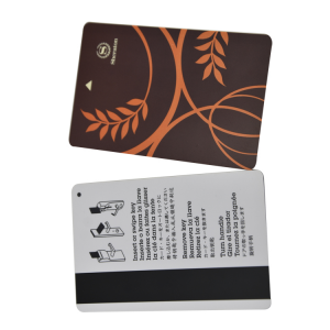 Custom Plastic 125khz Rewritable hotel RFID key Card T5577 EM4305 Card