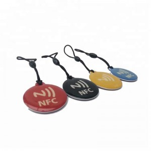RFID HANG Epoxy nfc PET tag