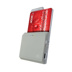 ACR3901U-S1 ACS Secure Bluetooth Contact Card Reader