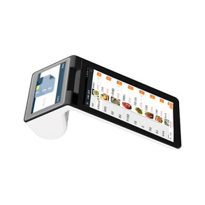 mobile POS Terminal/ Portable Android Mobile POS with Built-in Printer