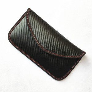 RFID phone Bag Shield Pouch/ Wallet Phone Case / Protection block phone pouch