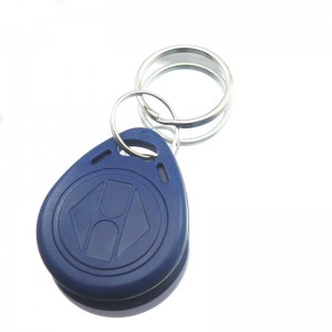 125KHz T5577 RFID Keyfob Key Tag for Access Control