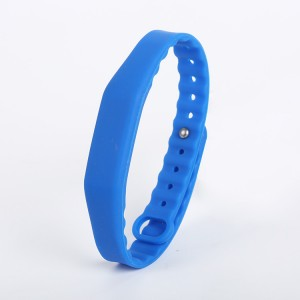Silicone Nfc  Wristband
