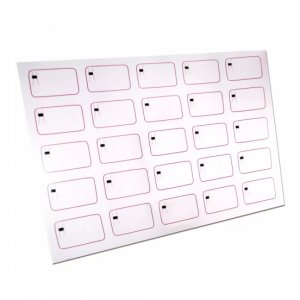 PVC Contactless Mifare 1k S50 Chip RFID Inlay/Mifare 4K S70 Smart Card Prelam Inlay Sheet