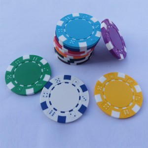 Custom ABS golf poker chip Casino Poker Chip
