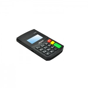 Mini bluetooth pos ATM EMV credit card payment QPOS mPOS machine