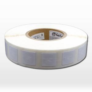 ISO18000 6C/EPC GEN2 protocol UHF tag Passive programmable RFID label sticker