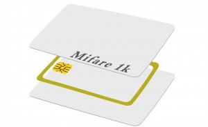 Mifare classic 1k chip card, rfid S50 smart hotel door access control card