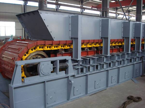 Belt, chain feeder4